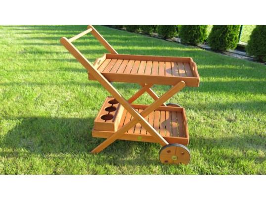 Mini barek - wózek na kółkach Sherwood