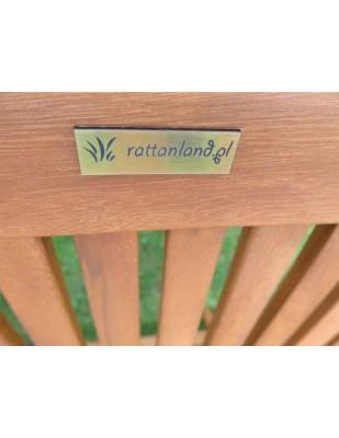Zestaw ogrodowy (8 krzesła Cardiff+ stół Toledo + 8 poduch)