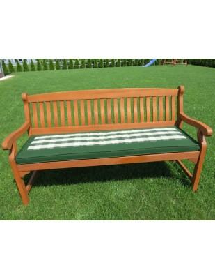 Poduszki do ławek ogrodowych (2 i 3 osobowych)