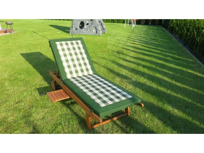 Poduszki na leżaki ogrodowe PREMIUM  Ratanland