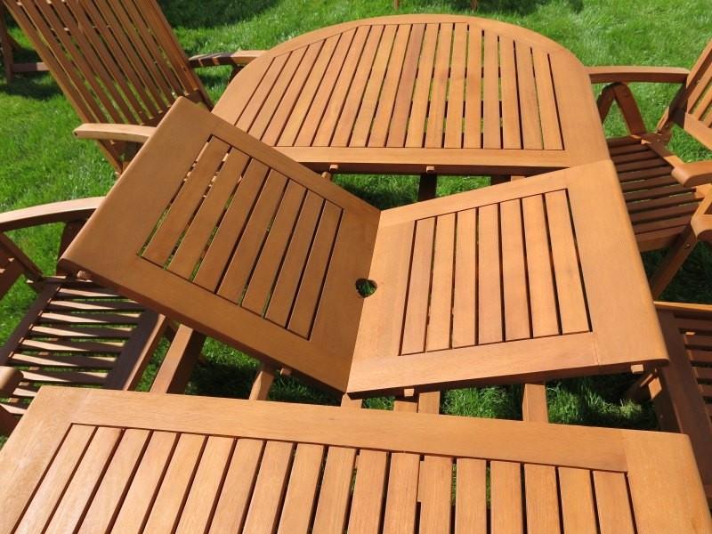 Stół drewniany ogrodowy Toledo  Ratanland