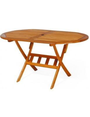 Stół drewniany owalny Bradford
