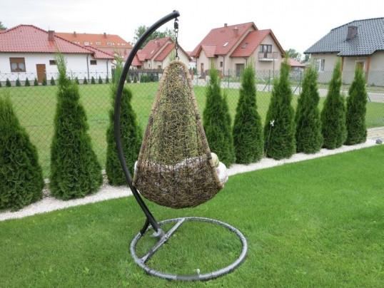 Fotel wiszący ogrodowy - hamak 9085