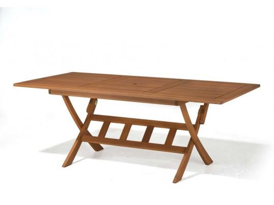 Stół drewniany ogrodowy Bradford 200 x 100 x 75H
