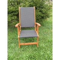 krzesło ogrodowe Nottingham (5-pozycyjne)