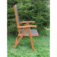 krzesło ogrodowe 5-pozycyjne Nottingham