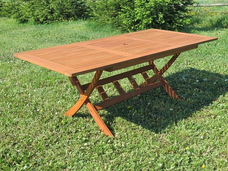 Stół drewniany Bradford 100x200x75