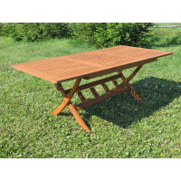 Stół drewniany ogrodowy Bradford