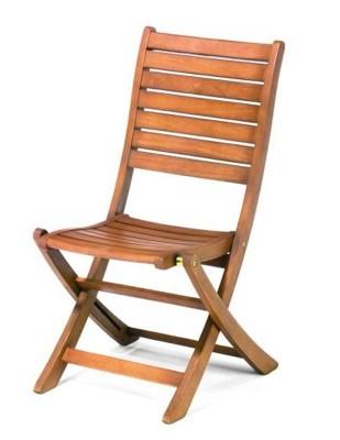 Krzesło ogrodowe składane Carolina