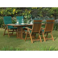 meble ogrodowe z krzesłami Cardiff