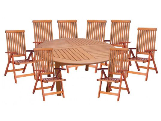 stół drewniany ogrodowy Cocos