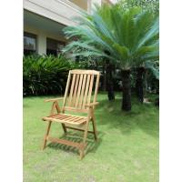 Krzesło ogrodowe składane Bristol (5-pozycyjne)