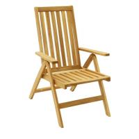 Zestaw mebli ogrodowych Bristol (153-195) x 90 z 6 krzesłami Bristol + komplet poduch Premium w pasy