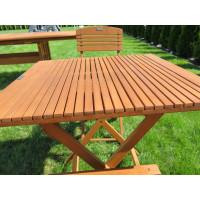meble ogrodowe stół krzesła (2 krzesła + stół)