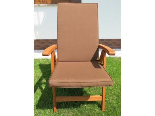 Poduszki z zamkiem błyskawicznym do krzeseł 5-pozycyjnych