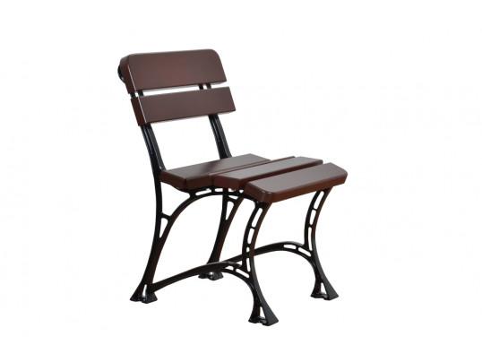 Krzesło Regiis bez podłokietnika