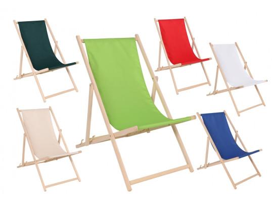 Leżak plażowy model L01 56 x 120