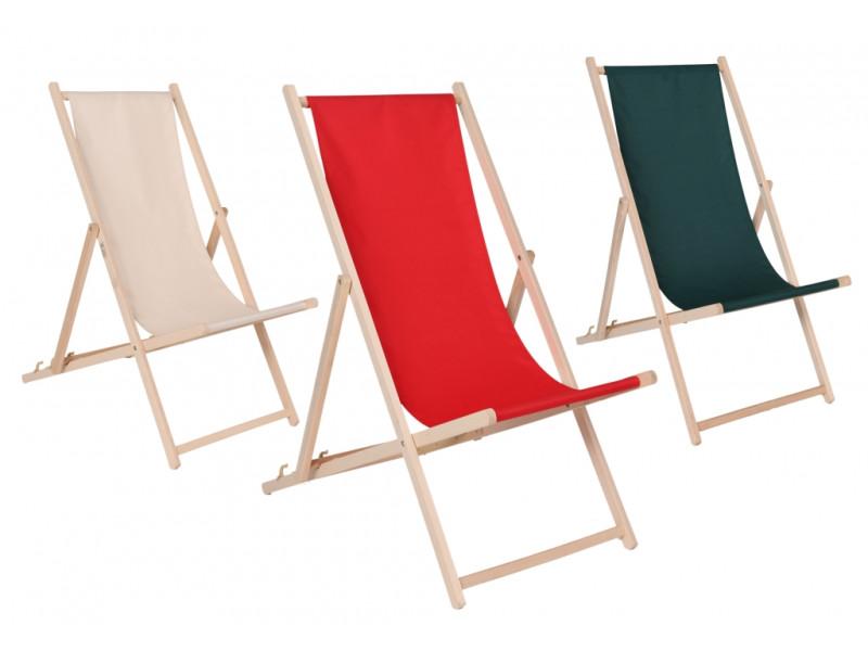 Leżak plażowy model L02 56 x 131