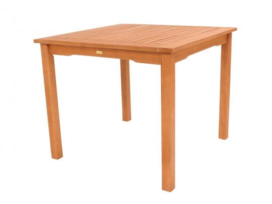 Stół drewniany ogrodowy Florencja 90 x 90 x 75h