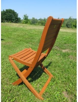 Zestaw ogrodowy (6 krzeseł Carolina + stół Dover + 6 poduch)