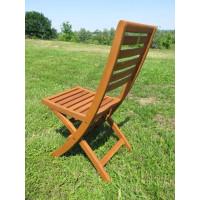 krzesło do ogrodu drewniane Tenerife
