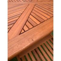 Zestaw mebli ogrodowych Birmingham z 6 krzesłami Cardiff