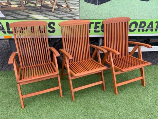 Krzesło Sydney - 3 szt.