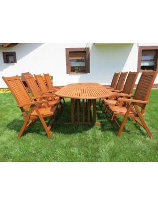 Krzesło ogrodowe składane Cardiff