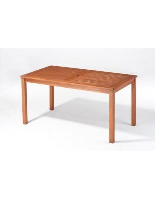 Stół drewniany ogrodowy Dover 150 x 80 x 78H