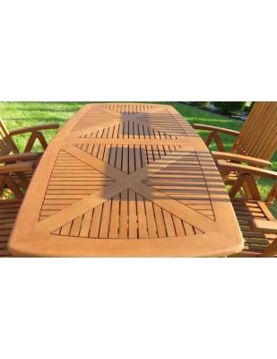 Stół drewniany ogrodowy Birmingham