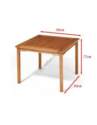 Stół drewniany kwadratowy Richmond