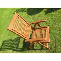 krzesło ogrodowe Bosbury (5-pozycyjne)