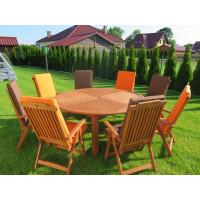 meble ogrodowe ze stołem Cocos
