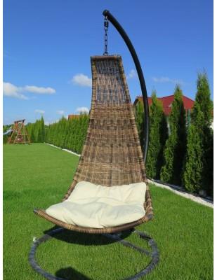Fotel wiszący ogrodowy - hamak 9073  NOWOŚĆ W OFERCIE