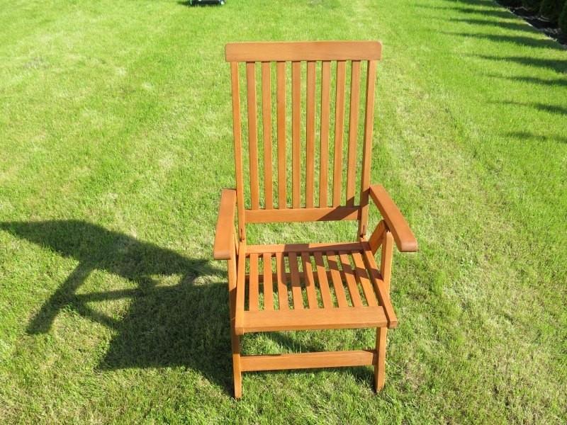 krzesło ogrodowe 5-pozycyjne Wellington