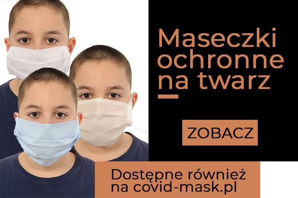 maseczki ochronne na twarz