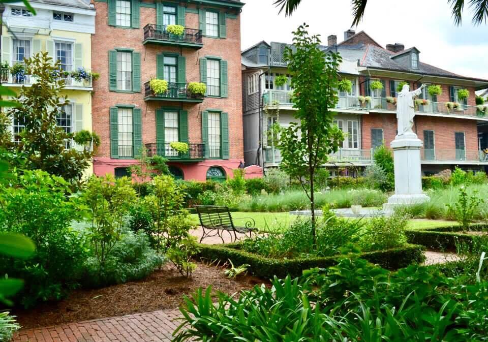 francuski ogród