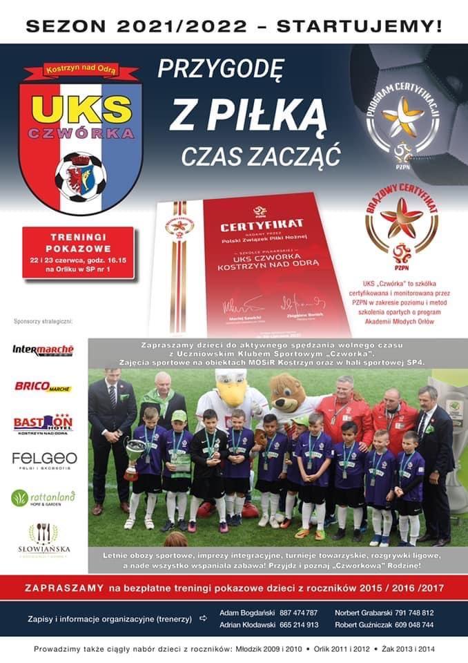 wspieramy młodych piłkarzy